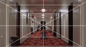 """Moving on down the hallway in """"The Shining"""""""
