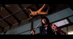 From Tarantino's Kill Bill